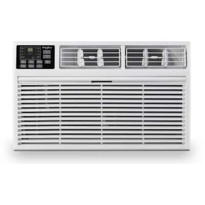 8000 BTU 115-Volt Through the Wall Unit Air Conditioner with Heat and Remote