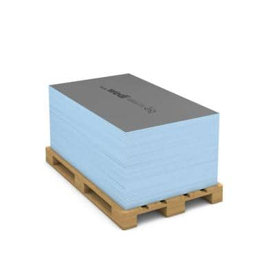 Building Panel 3 ft. x 5 ft. x 1/2 in. Waterproof Tile Backer Board (50 Sheets)