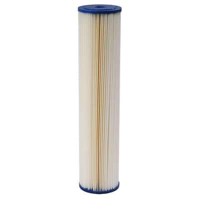 HB-20-20W 20 Micron Calypso Blue Sediment Water Filter