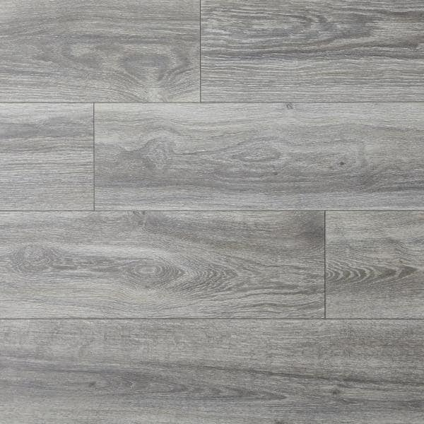 Water Resistant Eir Silverton Oak, White Laminate Flooring Home Depot