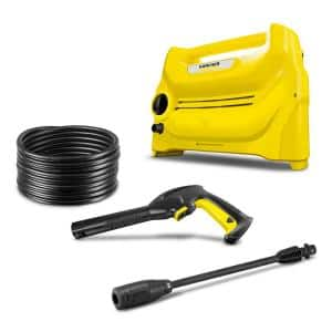 K 1 Entry 1450 PSI 1.2 GPM Cold Water Electric Pressure Washer