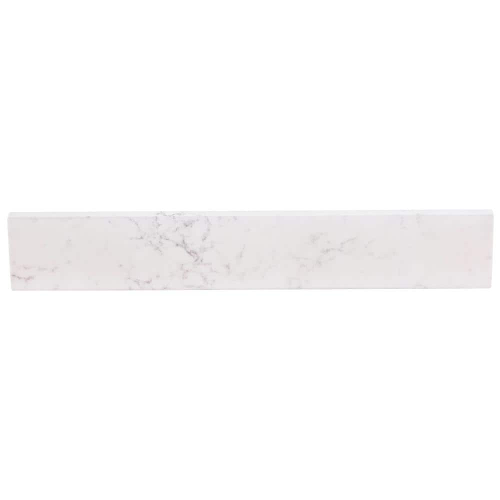 Home Decorators Collection 21 13 In Stone Effects Sidesplash In Pulsar Ssse21 Pr The Home Depot