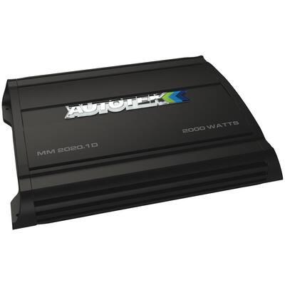 The Mean Machine Subwoofer 2,000-Watt Monoblock Class D Amp