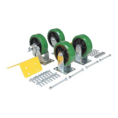 Pure Polyurethane Caster Kit 3600# Cap