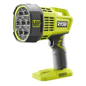 ONE+ 18V Hybrid LED Spotlight (Tool Only) with 12-Volt Automotive Cord