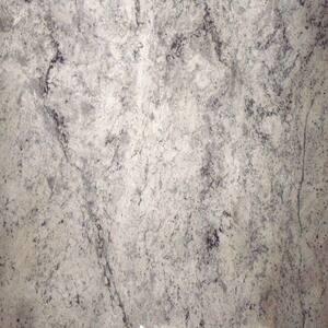 3 in. x 3 in. Granite Countertop Sample in Siberian White