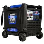 9,000-Watt/7,600-Watt Dual Fuel Remote Start Inverter Generator with Portable Digital Parallel 50-State