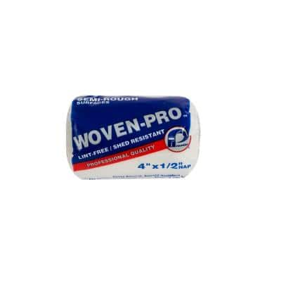 4 in. x 1/2 in. Woven Polyester Roller Cover (36-Pack)