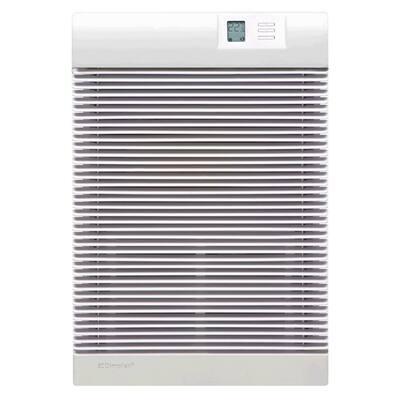 6824 BTU 2000-Watt/1900-Watt 240-Volt/208-Volt Electric Wall Heater -Fan-Forced in White