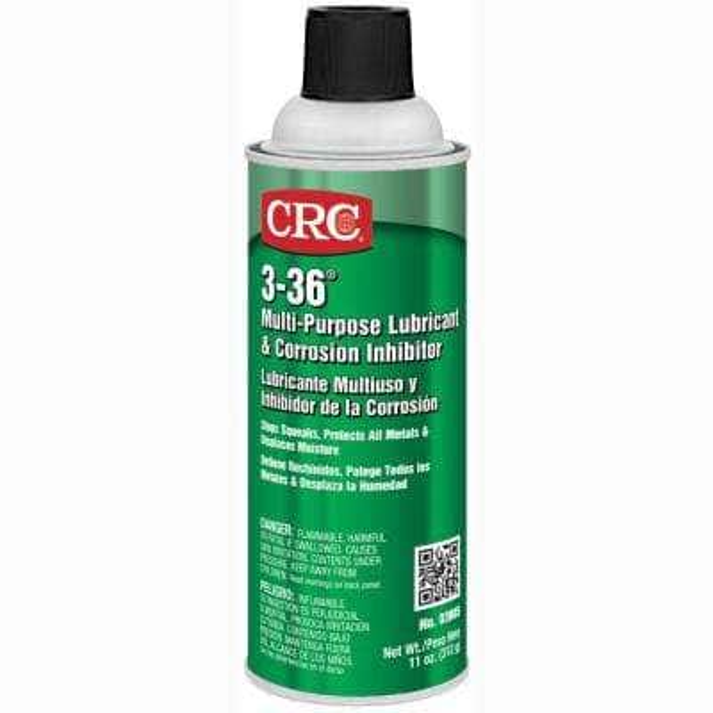 3-36 Multi-Purpose Lubricant and Corrosion Inhibitor