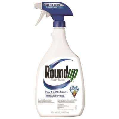 24 oz. Ready-to-Use Weed and Grass Killer