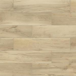 Hickory Beige 8 in. x 36 in. Porcelain Floor and Wall Tile (139.86 sq. ft./Pack)
