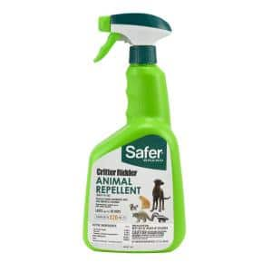 Critter Ridder 32 fl. oz. RTU Animal Repellent Spray
