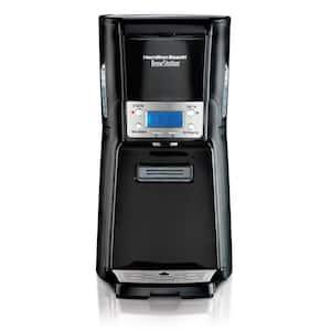 BrewStation 12-Cup Programmable Black Drip Coffee Maker