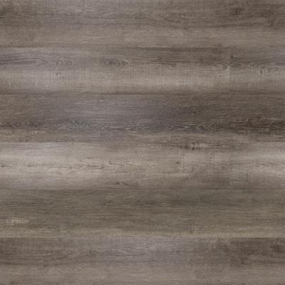 7 in. W x 48 in. L Oaxaca Valley Gray Rigid Core Click Lock Luxury Vinyl Plank Flooring (23.77 sq. ft./case)