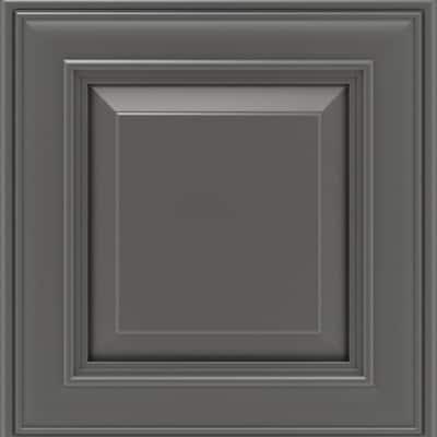 Camden 14 1/2 x 14 1/2 in. Cabinet Door Sample in Maple Fossil