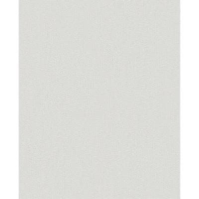 Water Silk Plain Silver Vinyl Strippable Roll (Covers 56 sq. ft.)
