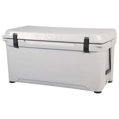 35 Qt. 42-Can High Performance Roto Molded Ice Cooler in Haze Gray