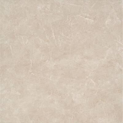 Havana Cream 12.28 in. x 12.28 in. Matte Stone Look Ceramic Floor & Wall Tile (20.96 sq. ft./Case)