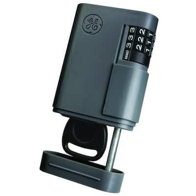 Stor-A-Key Locking Key Safe, Charcoal