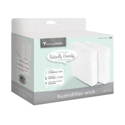 Huey Humidifier Replacement Wicks (2-Pack)