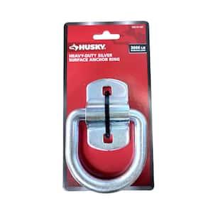 3666 lbs. Heavy-Duty Wire Ring in Silver