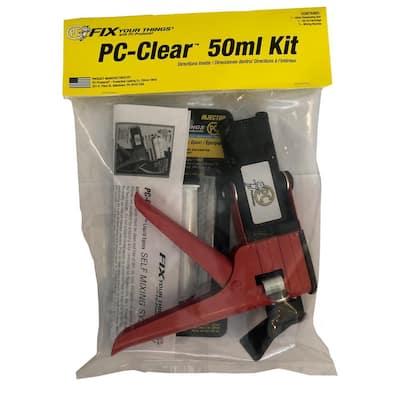 1.69 oz. PC-Clear Liquid Epoxy Kit