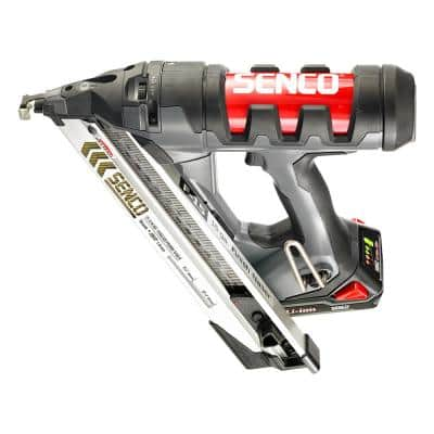 Fusion 18-Volt 15-Gauge Cordless Angled Nailer