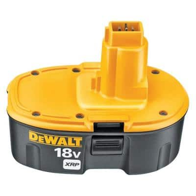 18-Volt XRP Ni-Cd Rechargeable Battery with Security Strap for DEWALT 18-Volt Power Tools