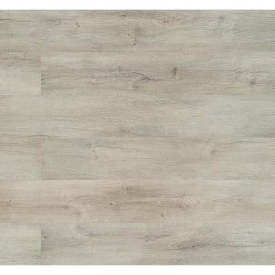 Holston Clovewood 7.13 in. W x 48.03 in. L Rigid Core Click Lock Luxury Vinyl Plank Flooring (26.15 sq. ft./case)