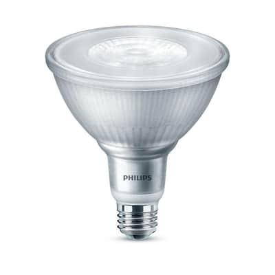 120-Watt Equivalent PAR38 Dimmable LED Flood Light Bulb Bright White (3000K) (2-Pack)