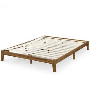 Lucinda Queen 10 in. Wood Platform Bed