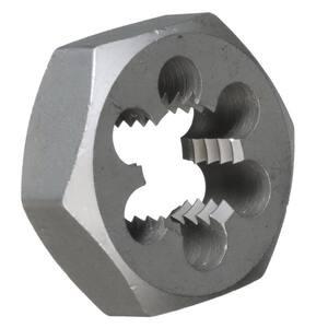 2 in. -20 Carbon Steel Hex Re-Threading Die