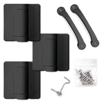 Screen Storm Door Hardware Door Hardware The Home Depot