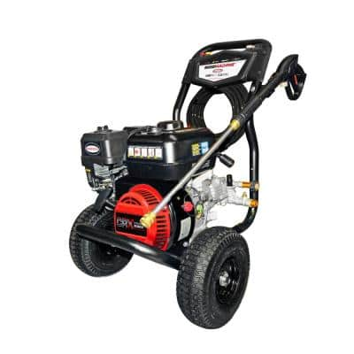 Clean Machine by 3400 PSI at 2.5 GPM Cold Water Residential Gas Pressure Washer