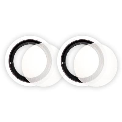 Frames and Grills for 8 in. In-Ceiling Speakers Pair