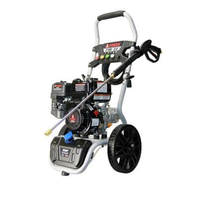 2700 PSI 2.4 GPM Cold Water Gas Pressure Washer