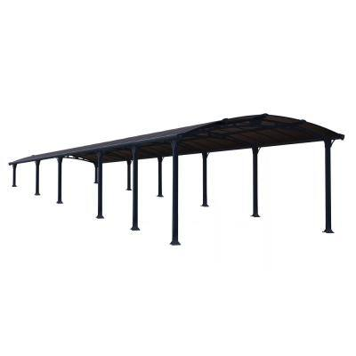 Arcadia 12700 12 ft. x 42 ft. Car Canopy and shelter Carport