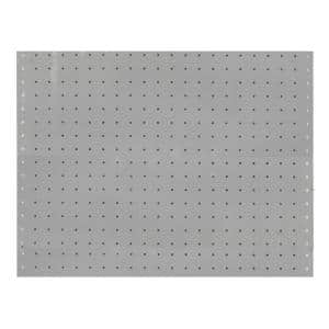 DuraBoard 22 in. W x 18 in. H 3/16 in. Hole White Polypropylene Pegboards (2-Pack)