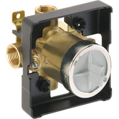 MultiChoice Universal Tub and Shower Valve Body Rough-In Kit Only