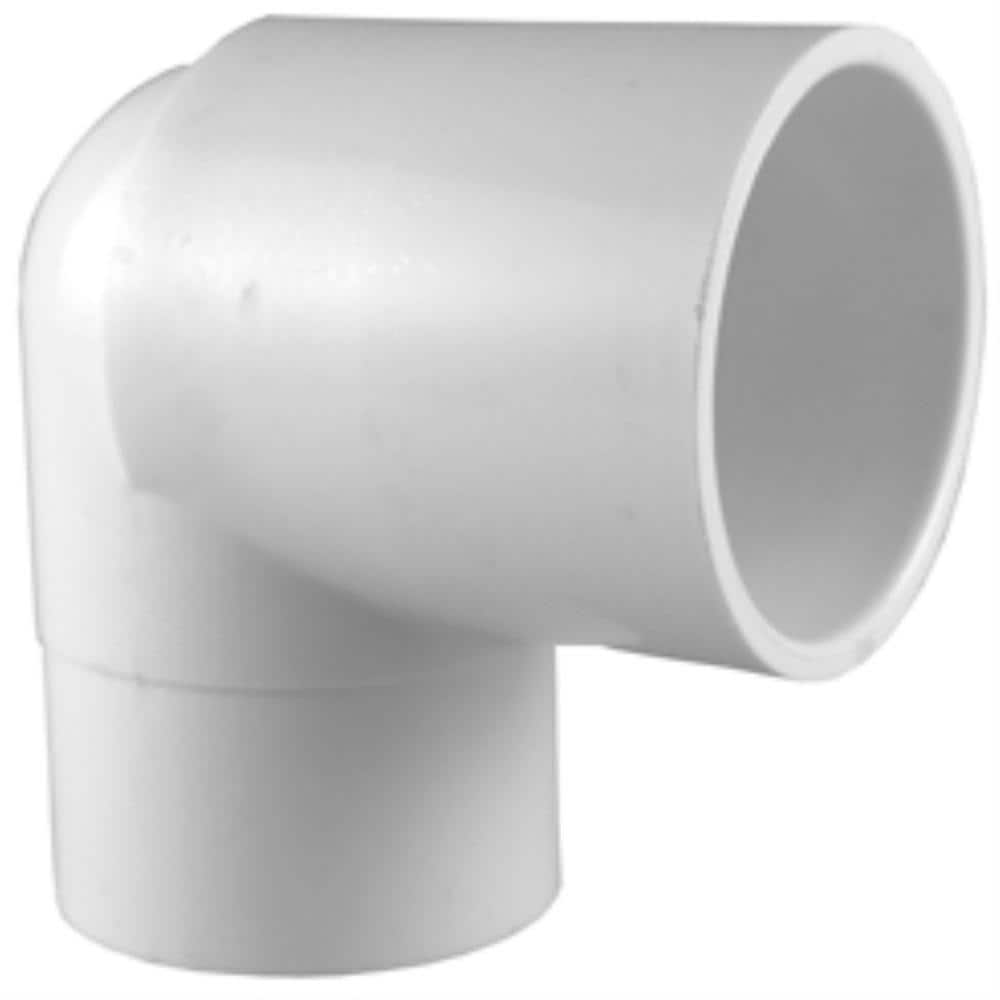 "2/"" PVC 90 Degree Elbow Socket PVC 90 Schedule 40 Glue"