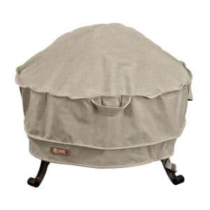 Montlake Round 36 in. Fire Pit Cover