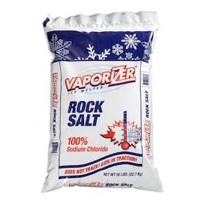 50 lbs. Rock Salt Ice Melt