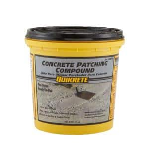 4 lb. 1 Qt. Concrete Patching Compound