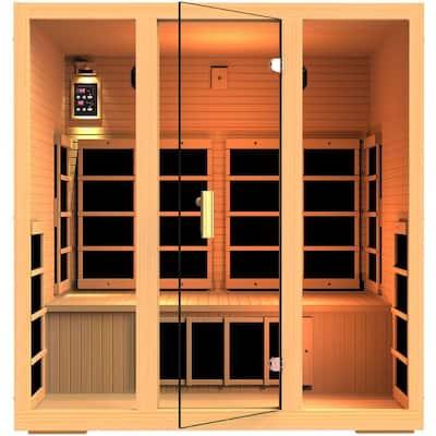 Joyous 4-Person Far Infrared Sauna