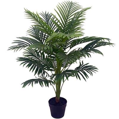 38-inch Palm Tree in Pot