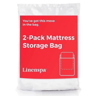 Twin XL Mattress Bag (Pack of 2)