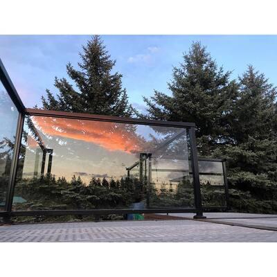 6 ft. Glass Gasket