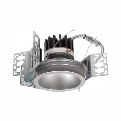 LD6B 6 in. Integrated LED Recessed Ceiling Light Fixture Power Module Kit at 4000K Cool White