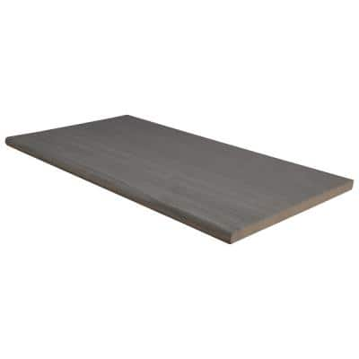 13 in. x 24 in. Palmwood Gris Gray Porcelain Pool Coping (26-Pieces/56.33 sq. ft./Pallet)